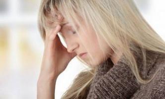 Нудота при головному болю
