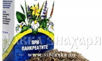 Трави при панкреатиті і холециститі