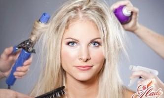 Укладання волосся в домашніх умовах: корисні хитрощі
