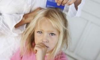 Помітили лупа у дитини? Причини і лікування себореї у дітей