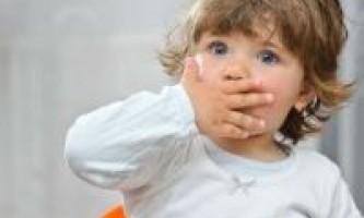 Запах з рота у дитини