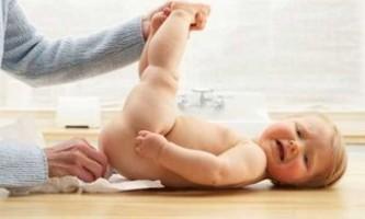 Запор у новонародженого дитини