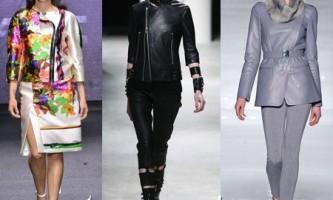 Жіночі куртки модні весна 2014: 6 особливостей наступаючого сезону