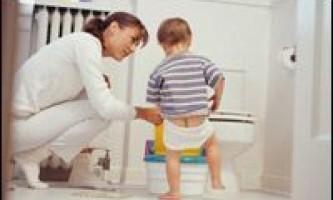 Жирний стілець у дитини - порушення стільця у дітей