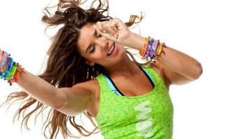 Зумба фітнес - аеробіка для схуднення, вправи і відео-уроки зумба для початківців (дорослих і дітей)